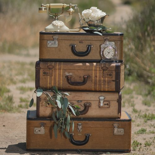 Trunks & Suitcases