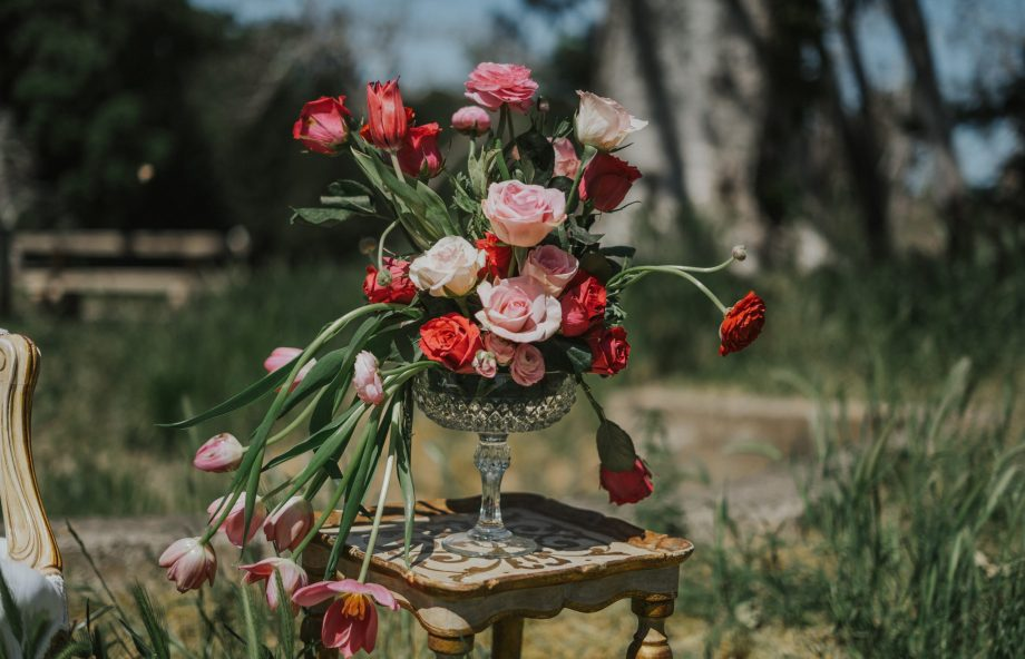 Chloe's Vintage Rentals Wedding Decor-120