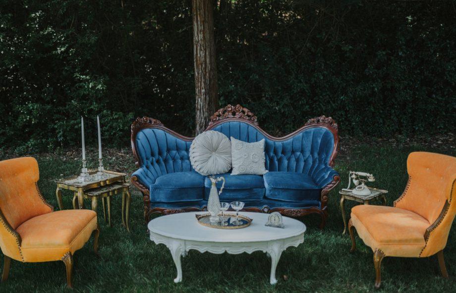 Chloe's Vintage Rentals Wedding Decor-95